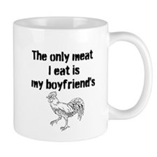 Female Vegan Mug