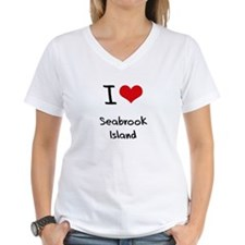 I Love SEABROOK ISLAND T-Shirt
