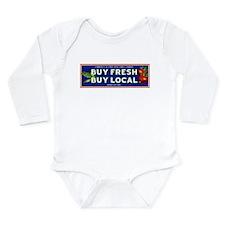 Buy Fresh Buy Local classic Body Suit