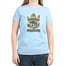 Vintage Vermont Maple Leaf T-Shirt