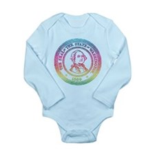 Vintage Washington Rainbow Body Suit