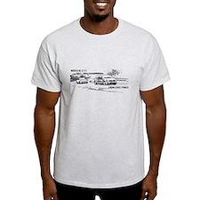 Cup vs Cup Organic T-Shirt