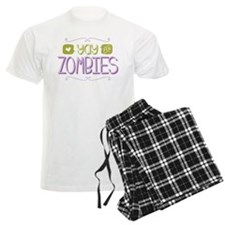 Yay for Zombies Pajamas