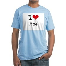 I Love Alize T-Shirt