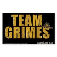 Team Grimes Decal