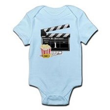 1st Birthday Hollywood Theme Infant Bodysuit