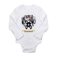 Connolly Long Sleeve Infant Bodysuit