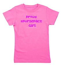 Proud #PursePact Girl Girl's Tee