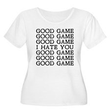 Good Game Plus Size T-Shirt