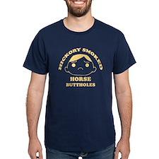 Hickory Smoked Black/Dark Color T-Shirt
