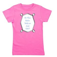 Do these babies...blue.png Girl's Tee