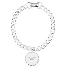 Though she be but little ~ Shakespeare Bracelet