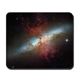 Starburst Galaxy Mousepad
