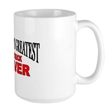 """The World's Greatest Tow Truck Driver"" Mug"
