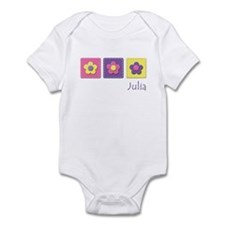 Daisies - Julia Infant Bodysuit