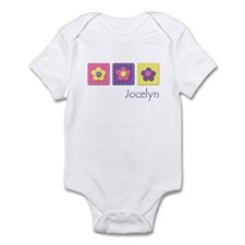 Daisies - Jocelyn Infant Bodysuit