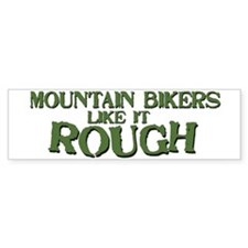 mountainbike.jpg Bumper Stickers