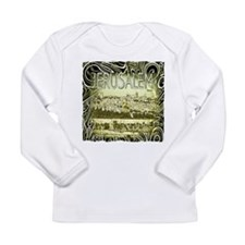 Jerusalem Long Sleeve T-Shirt