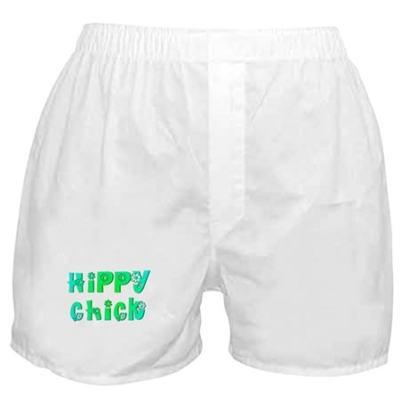 Hippy Chick Boxer Shorts