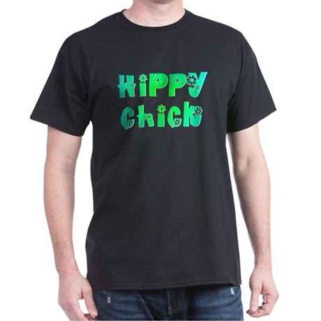 Hippy Chick Dark T-Shirt