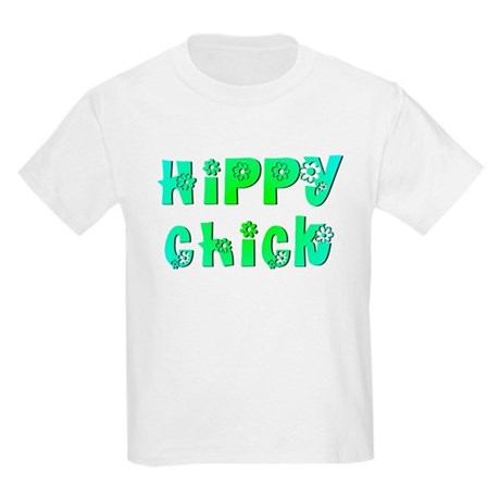 Hippy Chick Kids T-Shirt
