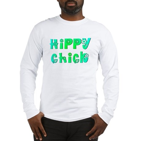 Hippy Chick Long Sleeve T-Shirt