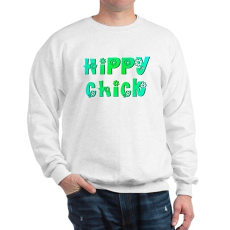 Hippy Chick Sweatshirt