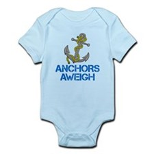Anchors Aweigh Body Suit