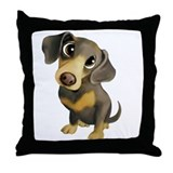 Wasn't Me!  Throw Pillow