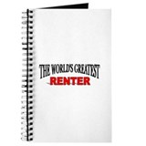 """The World's Greatest Renter"" Journal"