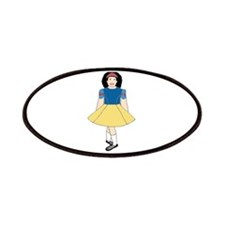 Snow White Dancer Patches