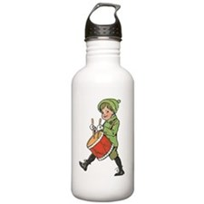 Little Drummer Boy Water Bottle
