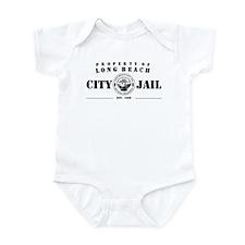 Long Beach City Jail Onesie
