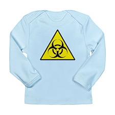 Biohazard Long Sleeve Infant T-Shirt