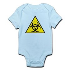 Biohazard Infant Bodysuit