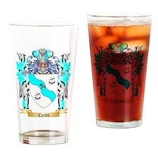 Condo Drinking Glass
