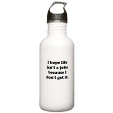 I Dont Get It Sports Water Bottle