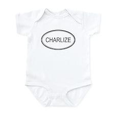 Charlize Oval Design Infant Bodysuit