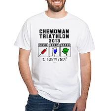 2013 Chemoman Triathlon Shirt