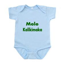 Mele Kalikimaka Body Suit