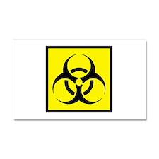 Biohazard Car Magnet 20 x 12
