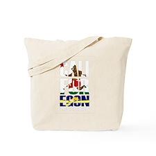 Team Califoregon Tote Bag