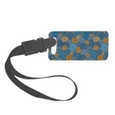Hypnotic Stare Luggage Tag
