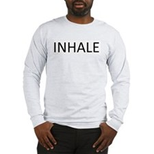 INHALE-EXSUL Long Sleeve T-Shirt