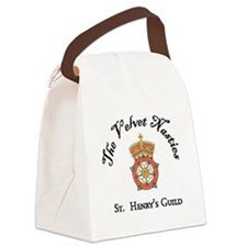 stlogo.jpg Canvas Lunch Bag