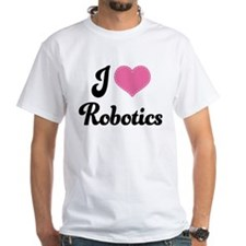 I Love Robotics Shirt