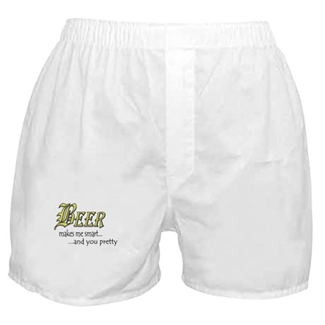 Smart Beer Boxer Shorts