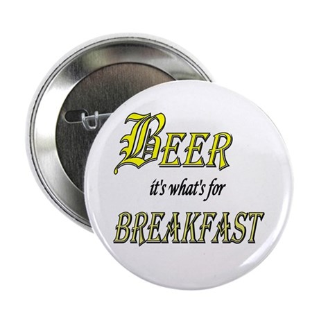 "Breakfast Beer 2.25"" Button (10 pack)"