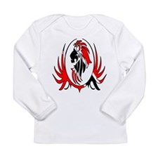 Iron Like Lion Trinidad Long Sleeve T-Shirt