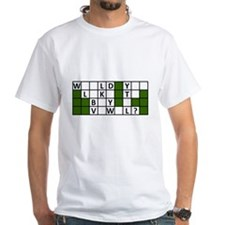 Buy A Vowel T-Shirt